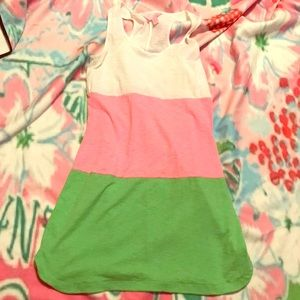 Lilly cotton dress